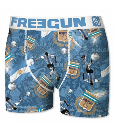 Lot de 3 boxers Homme P50 Freegun