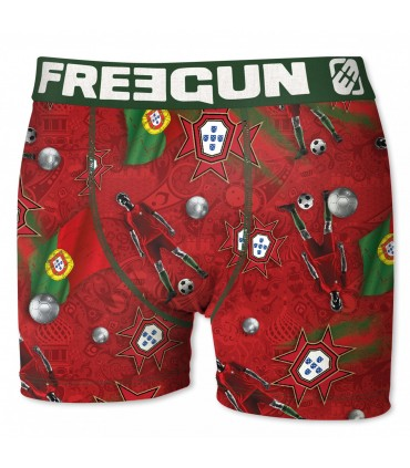 Lot de 3 boxers Garçon P50 Freegun