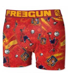 Lot de 5 boxers homme premium FREEGUN