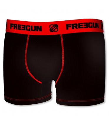 Lot de 5 boxers coton Homme Freegun