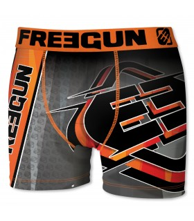 Boxer Homme GLITCH FREEGUN