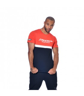Lot de 4 Boxers homme Aktiv Fluo surpiqûres colorées