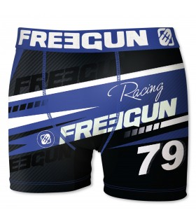 Lot de 5 Boxers Garçon FREEGUN
