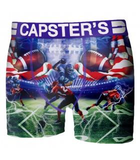 Lot de 3 Boxers homme Aktiv Marvel