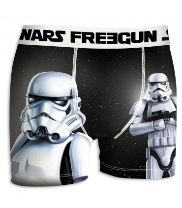 Boxer Homme Stormtrooper FREEGUN STAR WARS