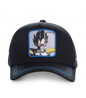 Casquette Collabs DBZ Vegeta