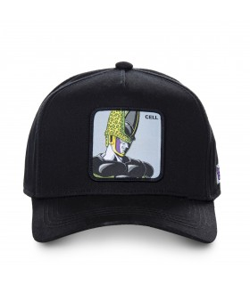 Casquette Capslab Dragon Ball Z Cell Noir