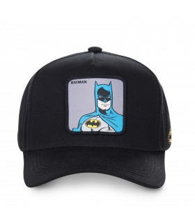 Casquette DC Batman Collabs vue de face