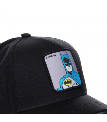 Casquette DC Batman Collabs zoom patch
