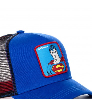 Casquette Collabs DC SUPERMAN