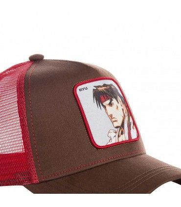 Casquette Street Fighter RYU COLLABS