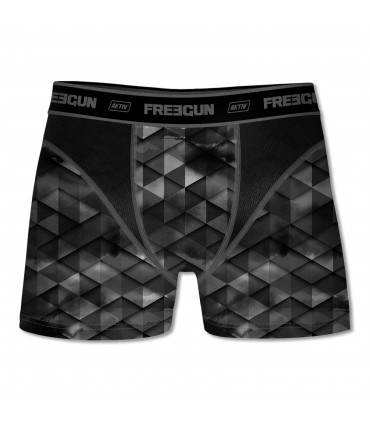 Lot de 4 Boxers Freegun homme Aktiv