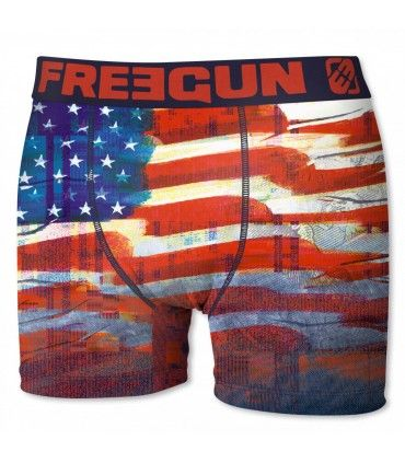 Pack of 5 men's Nations Flag Boxers