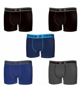 Pack of 5 men's cotton Color Boxers