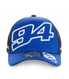 Casquette Homme Gmt94 Bleue Freegun