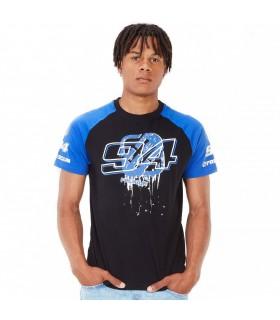 T-Shirt Homme Gmt94 Noir Freegun