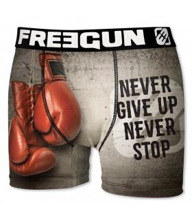 Boxer Homme BOXE FREEGUN