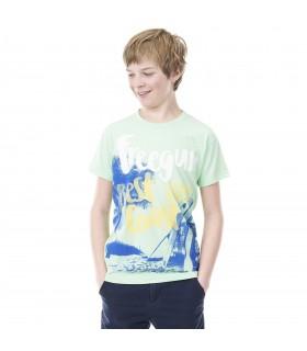 T-Shirt Garçon Sea FREEGUN