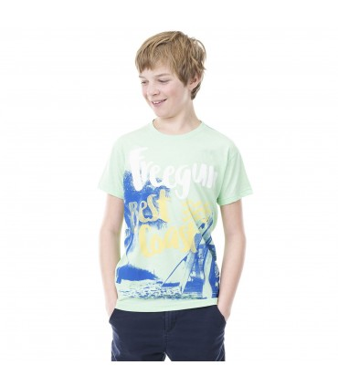 T-Shirt Garçon Sea FREEGUN
