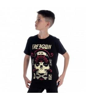 T-Shirt Garçon Crâne FREEGUN