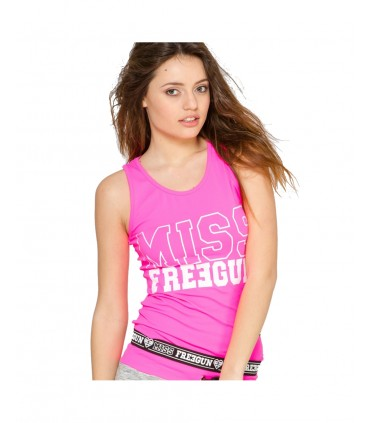 Débardeur fitness Miss Freegun