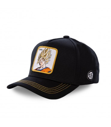 Casquette Collabs DBZ Goku