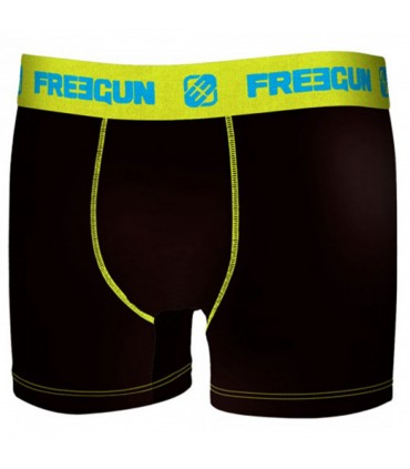 Pack of 2 Men's unicolor Boxers