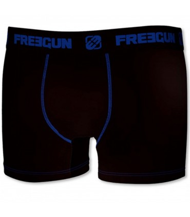 Lot De 3 Boxers Homme Coton Freegun