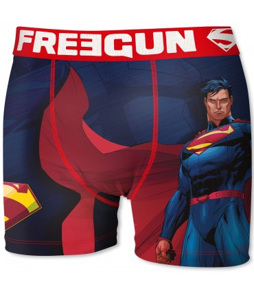 Lot de 2 Boxers Homme Superman Freegun
