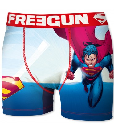 Lot de 3 Boxers Homme Superman Freegun