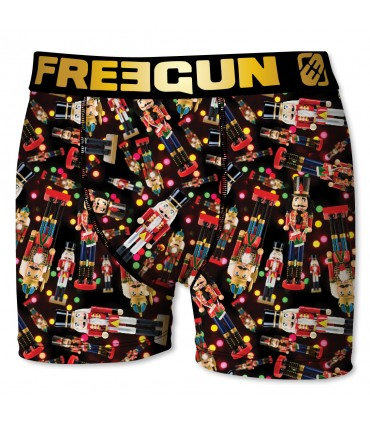 Lot de 3 Boxers Homme CHRISTMAS FREEGUN