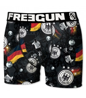 Lot De 5 Boxers Garcon P50 Freegun