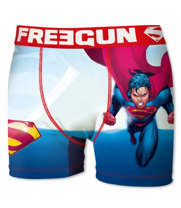 Lot de 3 Boxers Garçon Superman Freegun
