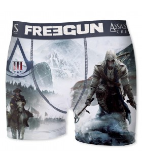 Pack of 2 Boy's Assassin's Creed Boxers