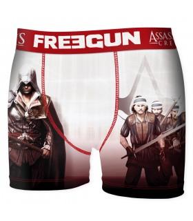 Lot de 2 Boxers Freegun garçon Assassin's Creed 3