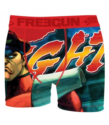 Boxer Homme Bis Street Fighter