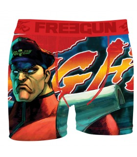 Boxer Freegun homme Bis Street Fighter