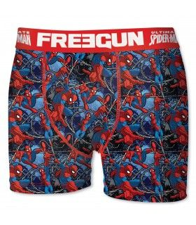 Boxer Freegun homme Spider-Man