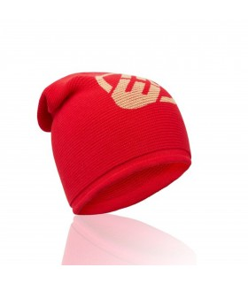 Bonnet Homme Logo Rouge FREEGUN