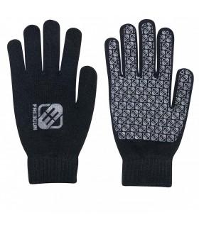 Paire de gants Homme LOGO Gris FREEGUN