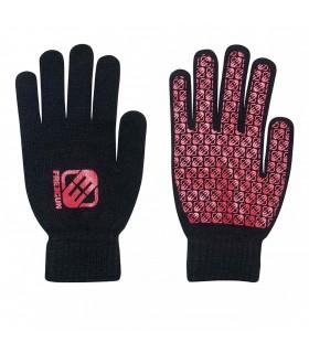 Paire de gants Garçon LOGO Rouge FREEGUN