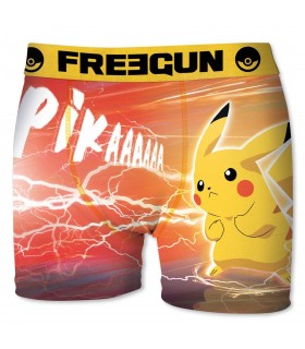 Lot De 5 Boxers Homme Pokemon
