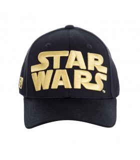 Boy's Baseball Star Wars snapback cap