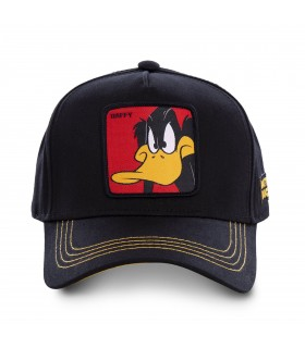 Casquette Capslab Looney Tunes Daffy Noir