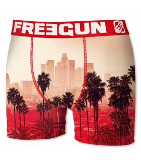 Boy's microfiber Los Angeles Boxer
