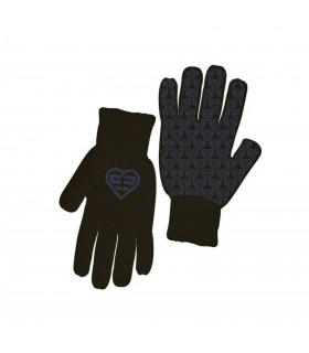 Paire de gants Femme LOGO Violet FREEGUN