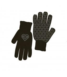 Paire de gants Fille LOGO Gris FREEGUN