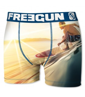 Lot de 3 boxers garçon FREEGUN
