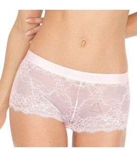 Lot de 4 Boxers Dentelle Femme Miss Freegun