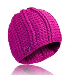 Bonnet Uni Rose